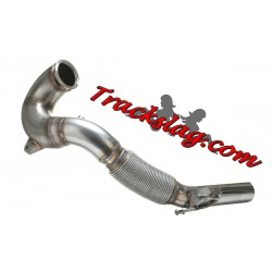 MQB Front Wheel Drive Downpipe